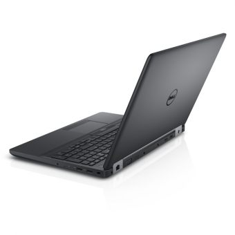 "Мобильная рабочая станция Dell Precision 3510 - 15.6"", 1920x1080 (Full HD), Intel Xeon E3 1505Mv5 2800MHz, SODIMM DDR4 16GB, SSD 256GB, AMD FirePro W5130M 2GB, Bluetooth, Wi-Fi, noDVD, 6cell, Чёрный, Windows 7 Professional 64 + Windows 10 Pro 64, 3510-9815 - фото 1"