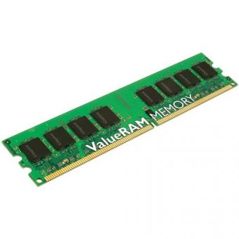 Модуль памяти Kingston ValueRAM 1ГБ DIMM DDR2 REG 667МГц S8 (1Rx8) CL5 1.8В KVR667D2S8P5/1G