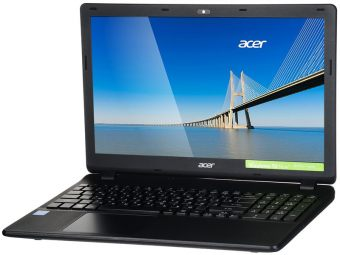 "Ноутбук Acer Extensa EX2519-C9NG 15.6"" 1366x768 (WXGA) Intel Celeron N3050 4 ГБ HDD 500GB Intel HD Graphics Linux, NX.EFAER.018 - фото 1"
