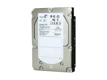 "Диск HDD  Seagate - Cheetah 15K.7, for Enterprise, SAS 2.0 (6Gb/s), 3.5"", 450GB, 15K, ST3450857SS"