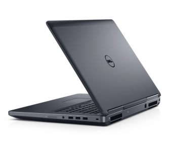 "Мобильная рабочая станция Dell Precision 7710 - 17.3"", 1920x1080 (Full HD), Intel Core i7 6820HQ 2700MHz, SODIMM DDR4 32GB, HDD + SSD 1TB + 512GB, nVidia Quadro M3000M 4GB, Bluetooth, Wi-Fi, noDVD, 6cell, Чёрный, Windows 7 Professional 64 + Windows 10 Pro 64, 7710-8780 - фото 1"
