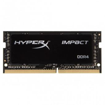 Модуль памяти Kingston HyperX Impact 16ГБ SODIMM DDR4 non ECC 2133МГц CL13 1.2В HX421S13IB/16
