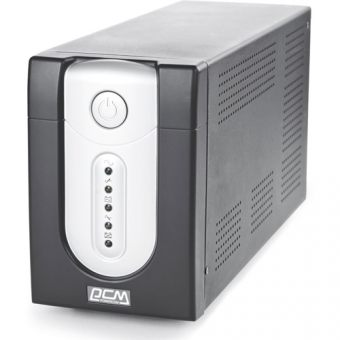 ИБП Powercom IMPERIAL 1500VA/900W 230V Line-Interactive Hot Swap User Replaceable Batteries  Tower  IMP-1500AP - фото 1