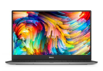 "Ноутбук Dell XPS 9360 - 13.3"", 1920x1080 (Full HD), Intel Core i5 7200U 2500MHz, On board DDR3L 8GB, SSD 256GB, Intel HD Graphics 620, Bluetooth, Wi-Fi, noDVD, 4cell, Серебристый, Windows 10 Pro 64, 9360-9999 - фото 1"